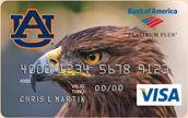 Auburn Credit Card