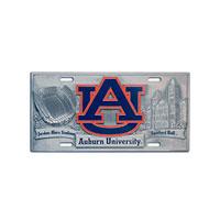 Auburn Car Tag